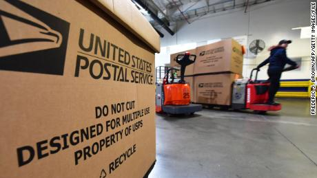 READ: Democratic state-led lawsuit against the US Postal Service
