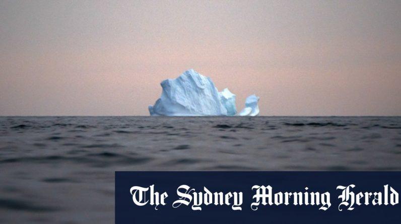 Greenland loses 532 billion tonnes of ice