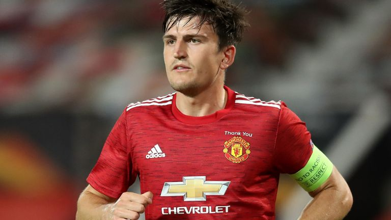 Man United captain Harry Maguire trial in Greece