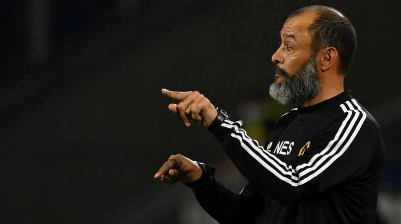 Wolves agree departures as Nuno accepts fresh bid for key player