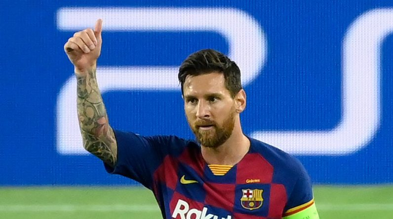 Barcelona believe Lionel Messi is set for Man City as they eye £250m transfer compromise