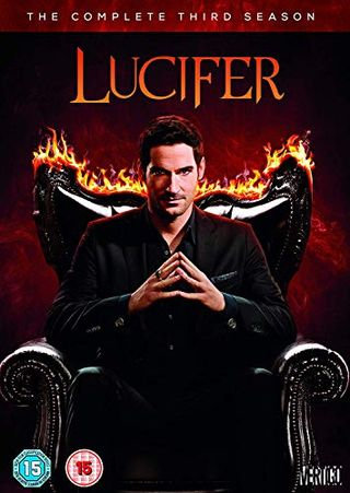 Lucifer - Season 3 [DVD]
