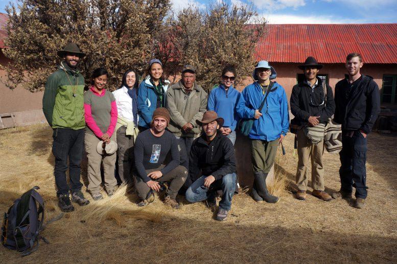 Fossil Tree Team