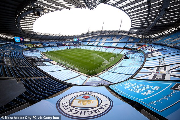 The Etihad was not full even before the coronavirus pandemic - Messi would change that