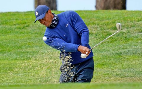 2020 PGA Championship leaderboard: Live coverage, golf scores, Tiger Woods score today in Round 2