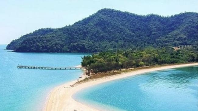 $30 million tropical Dunk Island in North Qld repossessed