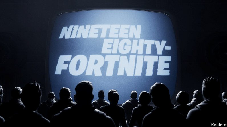 Power play - Epic Games takes on Apple | Business