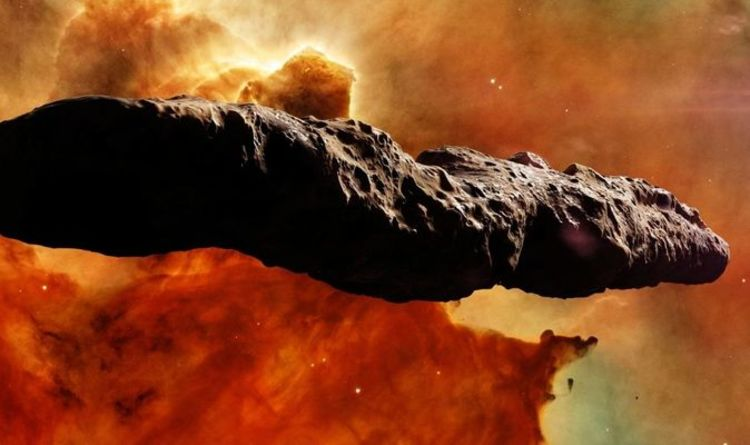 Alien technology: 'Oumuamua could have been sent by aliens, new study suggests | Science | News