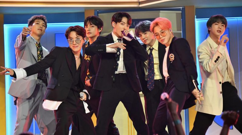 BTS's 'Dynamite' Expected To Make Historic No. 1 Debut On Billboard Hot 100