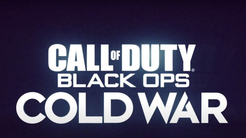 Breaking: Call Of Duty Black Ops Cold War Teaser is Finally Here