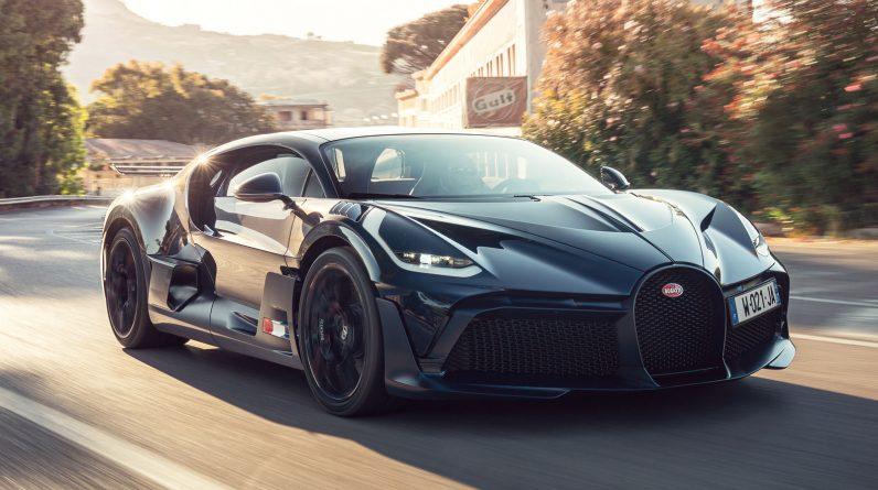 Bugatti Divo 2020 review | Autocar