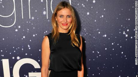 Cameron Diaz is loving quarantine life as a new mom