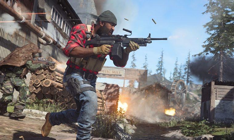 Modern Warfare and Warzone's Bruen with a much-needed nerf • Eurogamer.net