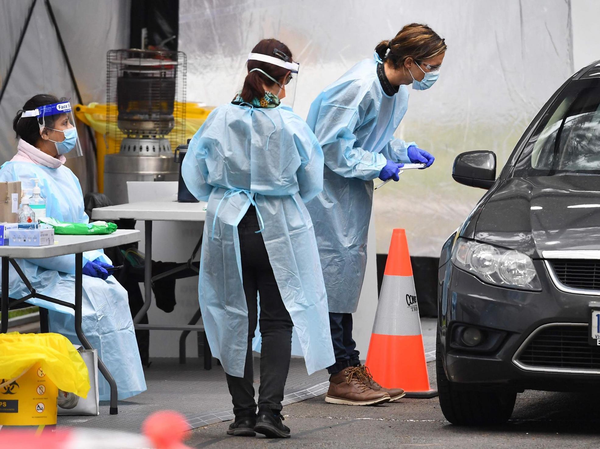 Coronavirus UK news live: Latest updates as figures show 3.4 million infected in England
