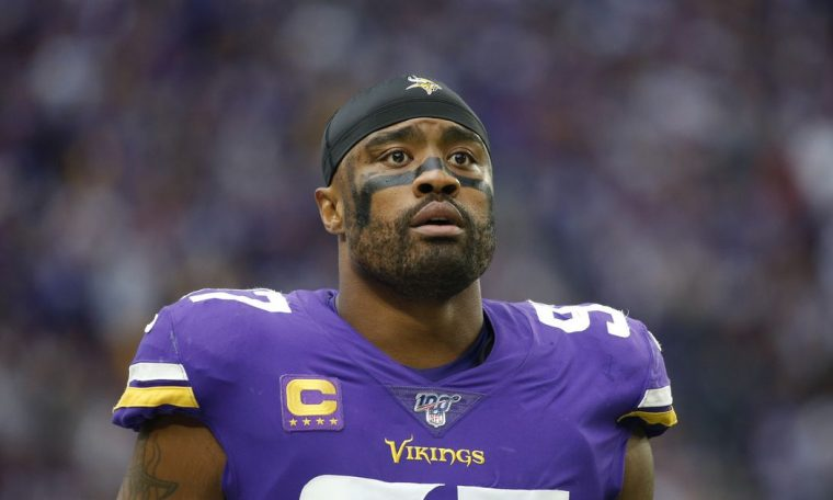 Cowboys reach one-year, $6 million deal with ex-Vikings DE Everson Griffen
