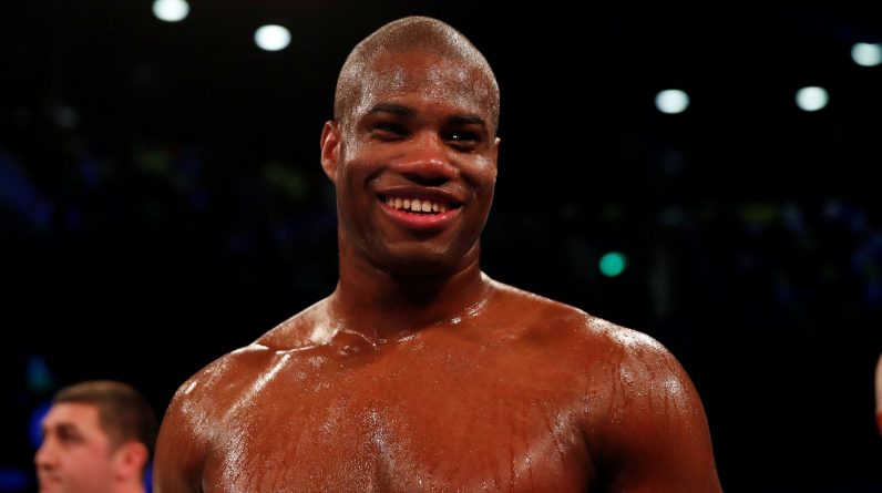 Daniel Dubois gets easy win over Ricardo Snijders to stay on course for October clash with Joe Joyce
