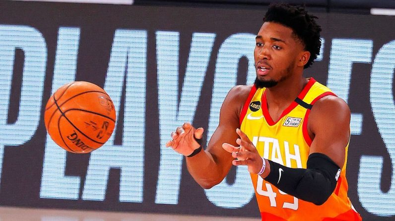 Donovan Mitchell scores 51 in historic duel with Jamal Murray