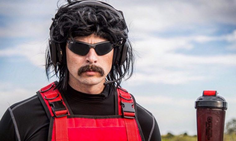 "Dr Disrespect is streaming again and says he has ""no idea"" why he was banned from Twitch"