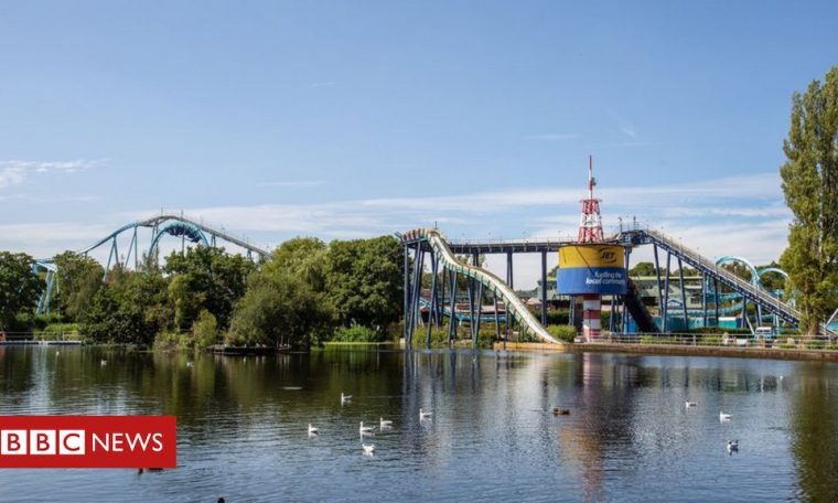 Drayton Manor theme park sold after entering administration
