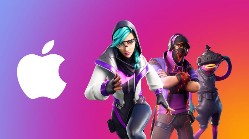 Epic Games Sends Emails to Fortnite Players Blaming Apple for New Season's Unavailability