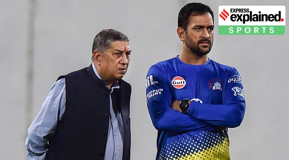 ms dhoni, dhoni, dhoni retirement, n srinivasan, srinivasan, srinivasan dhoni, srinivasan bcci, srinivasan dhoni captain, cricket news