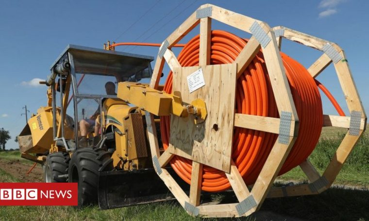 Gigabit broadband: Rural households urged to claim upgrade cash
