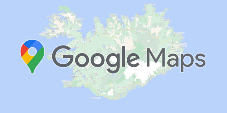 "Google Maps gets ""more detailed, colorful map"""