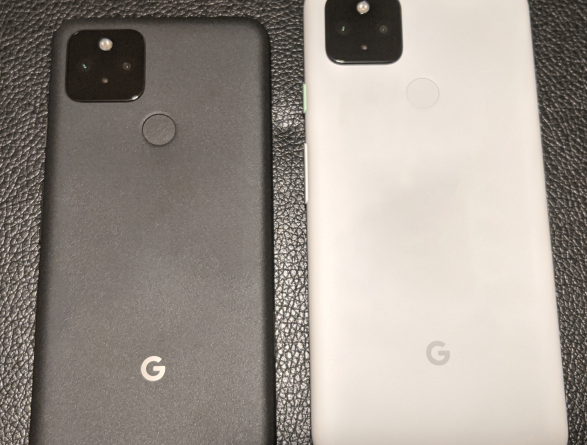 Google Pixel 4a 5G and Pixel 5 live image and specs leak online