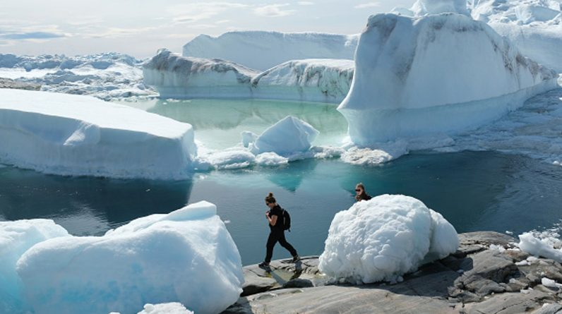 Greenland's ice has melted beyond return, study suggests | World News