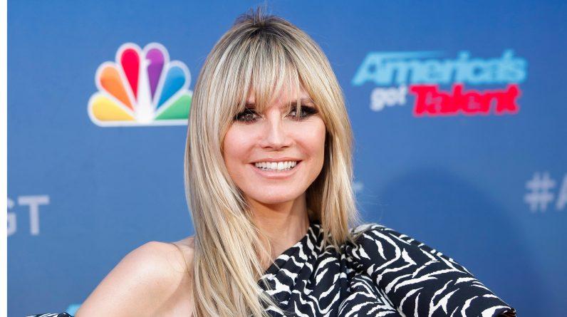 Heidi Klum responds to 'AGT' contestant who called her 'a tramp'