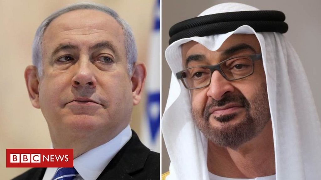 Israel and UAE strike historic deal to normalise relations