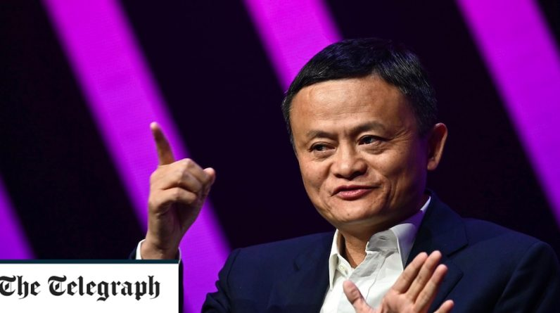 Jack Ma's Ant Group aims for $30bn float – live updates