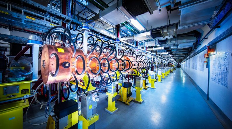 Linac 4 Has Taken Over As the First Accelerator in LHC Injection Chain