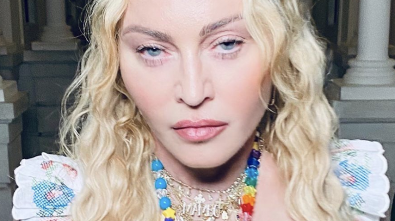 Madonna (pictured in 2019) is celebrating her 62nd birthday. (Photo: REUTERS/Eduardo Munoz)