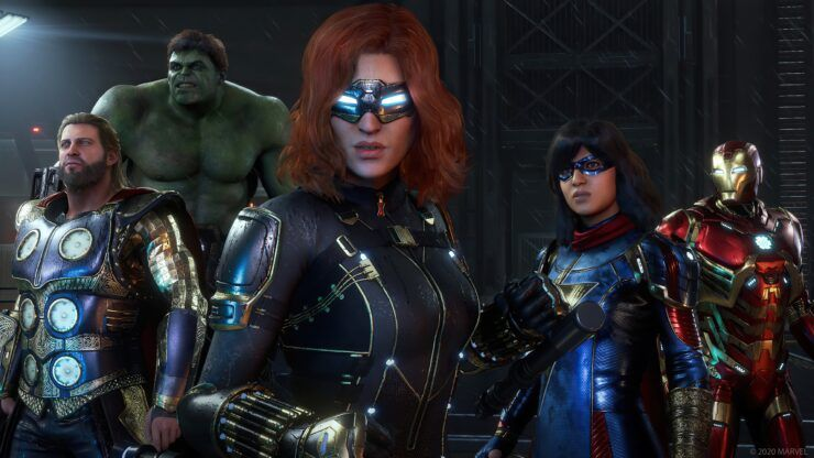 Marvel's Avengers PC system requirements