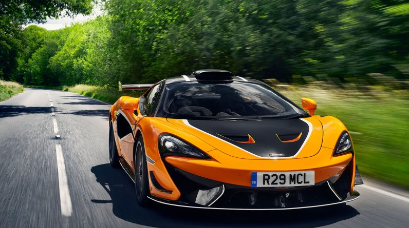 McLaren 620R 2020 UK review