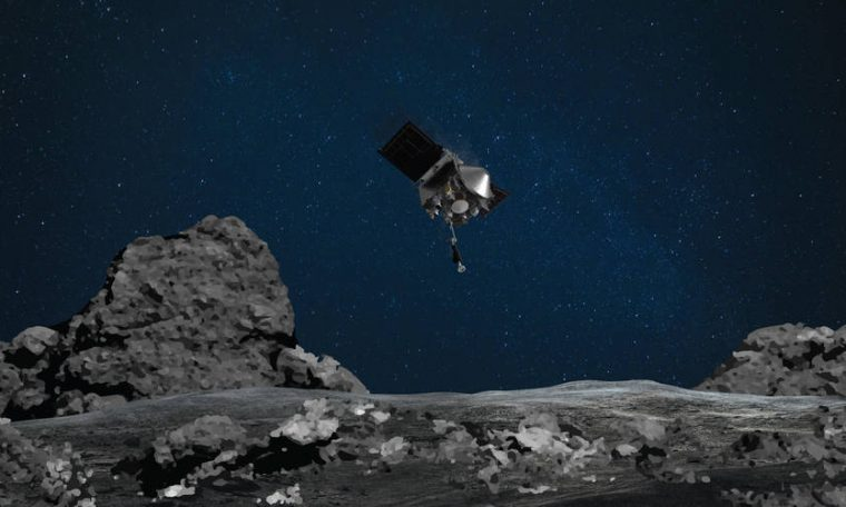NASA asteroid explorer aces final rehearsal before sampling run – Spaceflight Now