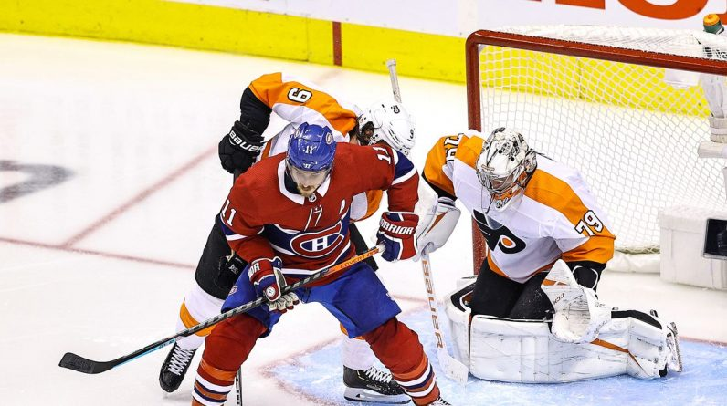 NHL Stanley Cup playoffs: Philadelphia Flyers blank Montreal Canadiens, 1-0, in Game 3 to take back series advantage