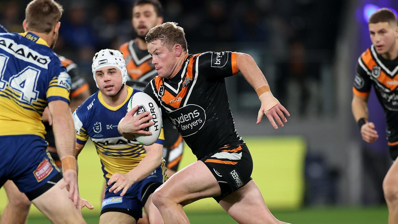 The Tigers are desperate to keep Harry Grant.