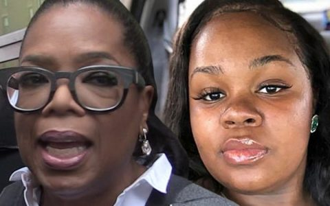 Oprah Winfrey Buys Breonna Taylor Billboards in Louisville Demanding Justice