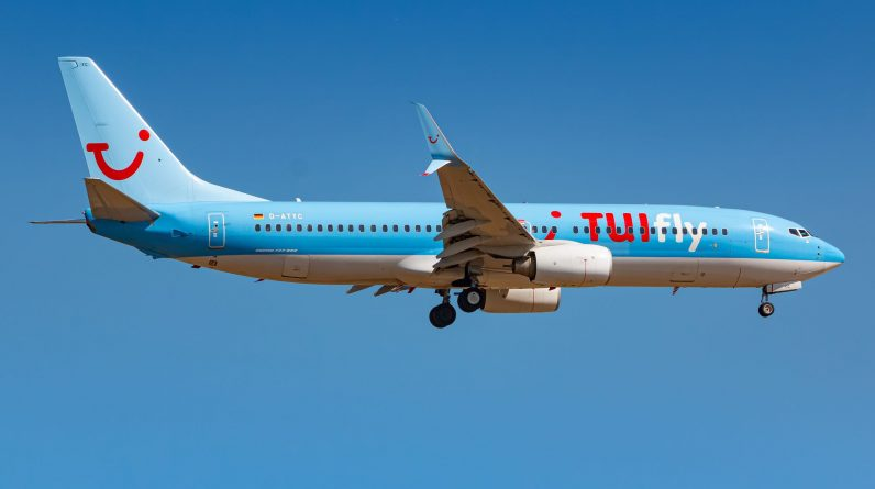 Passenger on TUI flight with multiple COVID-19 cases claims 'inept' crew did nothing to distance people