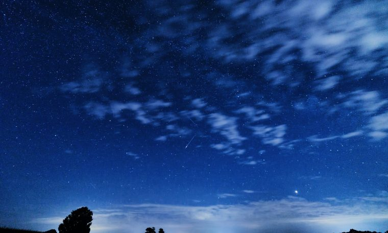 Perseid Meteor Shower peaks tonight