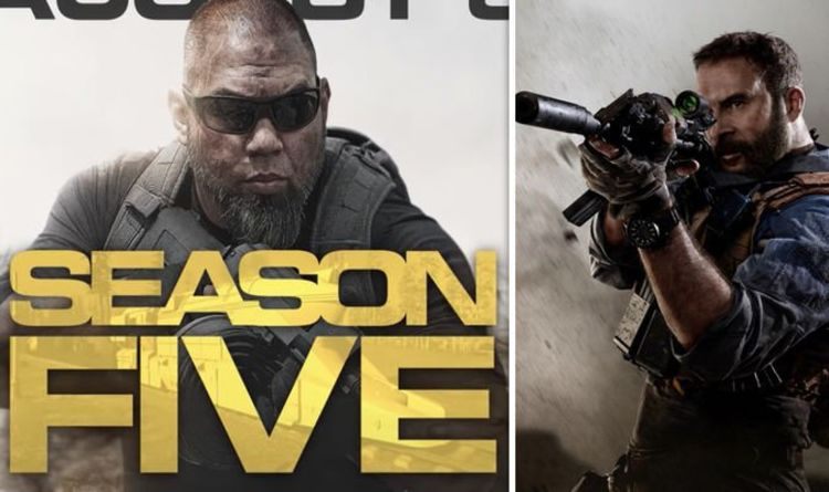 Call of Duty Modern Warfare, Warzone Season 5 release date, time, NEW maps, Stadium, modes   Gaming   Entertainment