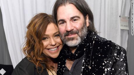 Rachael Ray and John Cusimano attend a benefit in November 2019.