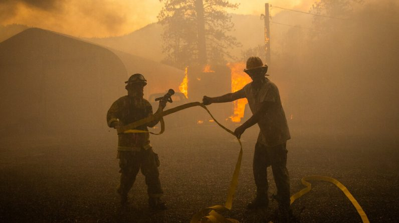 Live Updates of the California Wildfires