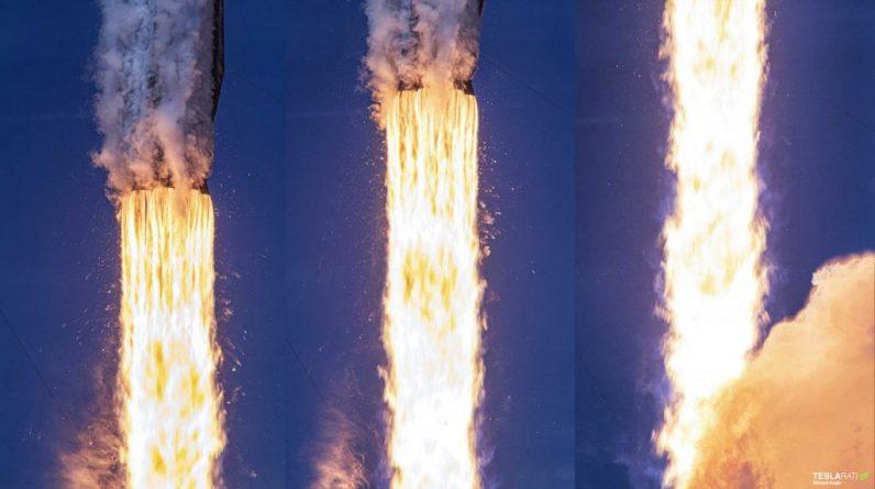 SpaceX's Elon Musk talks next goals for Falcon rocket reusability