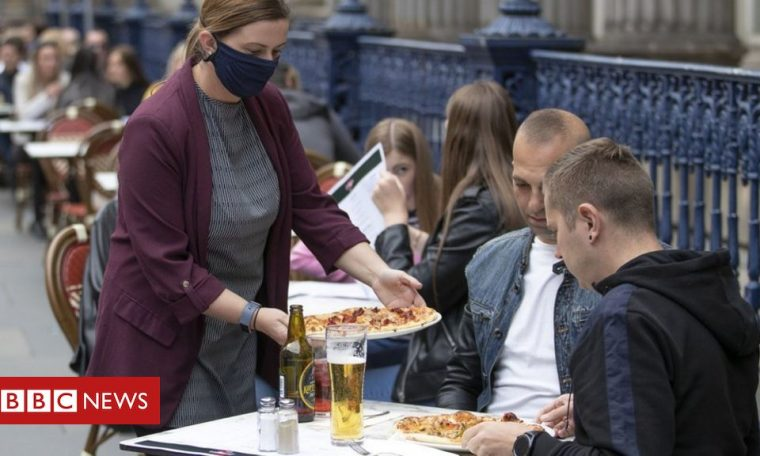 Eat out to help out: Coronavirus scheme offering UK diners 50% off begins