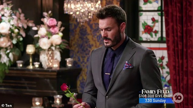 Reality bites! On Wednesday night,Locky Gilbert (pictured) eliminated THREE women after a very dramatic cocktail party on The Bachelor