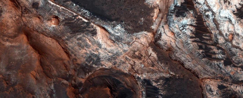 The Majestic Valleys of Mars May Not Have Been Carved by Rivers After All