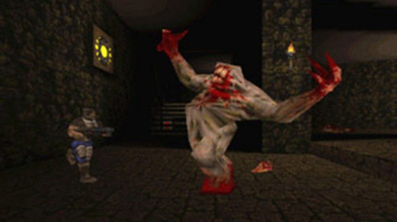The rare arcade version of 'Quake' is now playable on PC